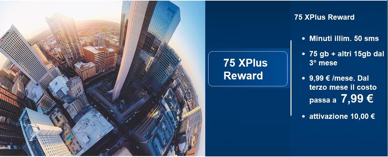 75xPlus Reward